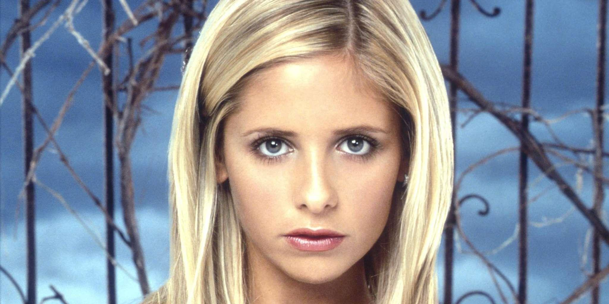 Sarah Michelle Gellar Makes Fun Of Her 'Buffy The Vampire Slayer' Bangs By Saying They Looked Like All These Failed DIY 'Quarantine Haircuts!'