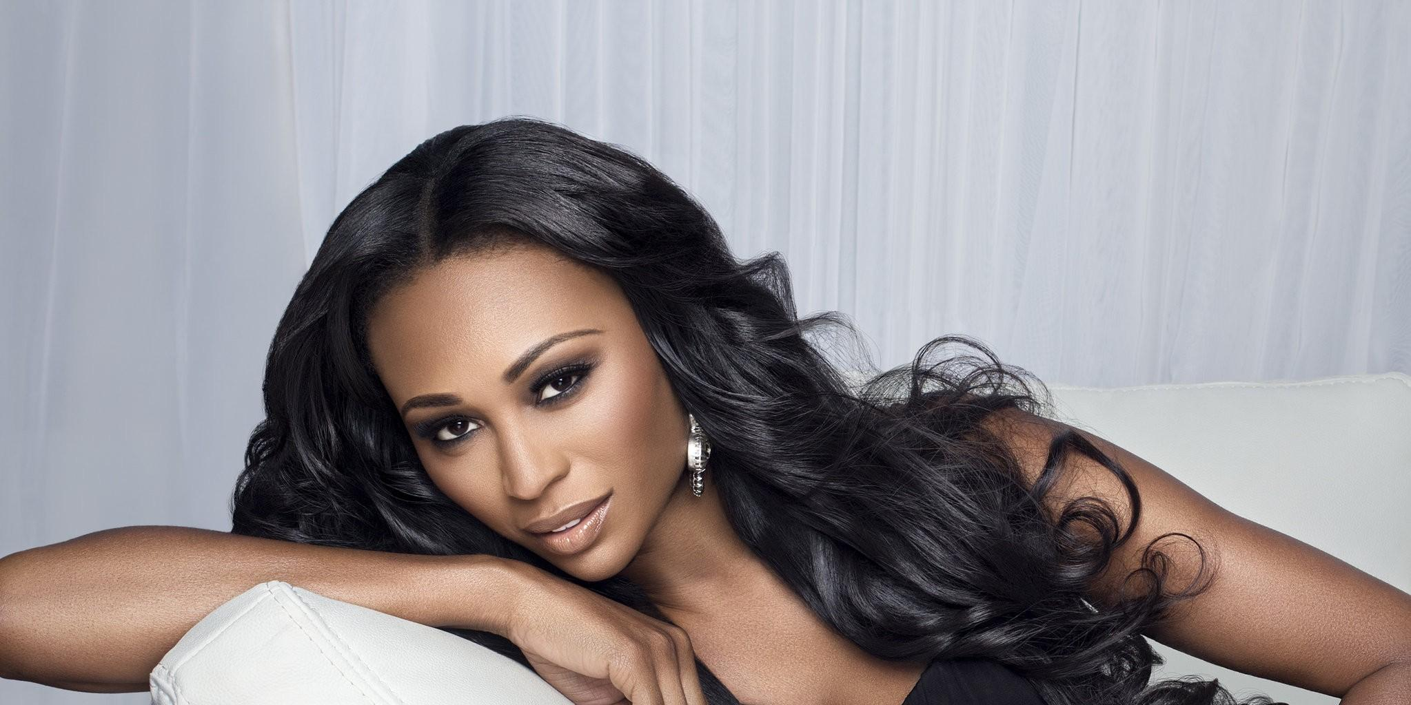 Cynthia Bailey Is Another RHOA Star Who Accepted Eva Marcille's No Makeup Challenge