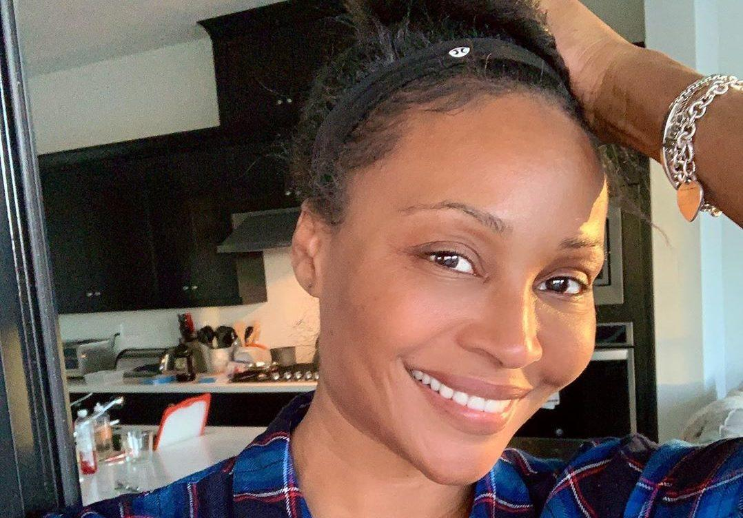 Cynthia Bailey Surprises Fans With A Throwback Photo To Her Modeling Days When She Used To Have Short Hair