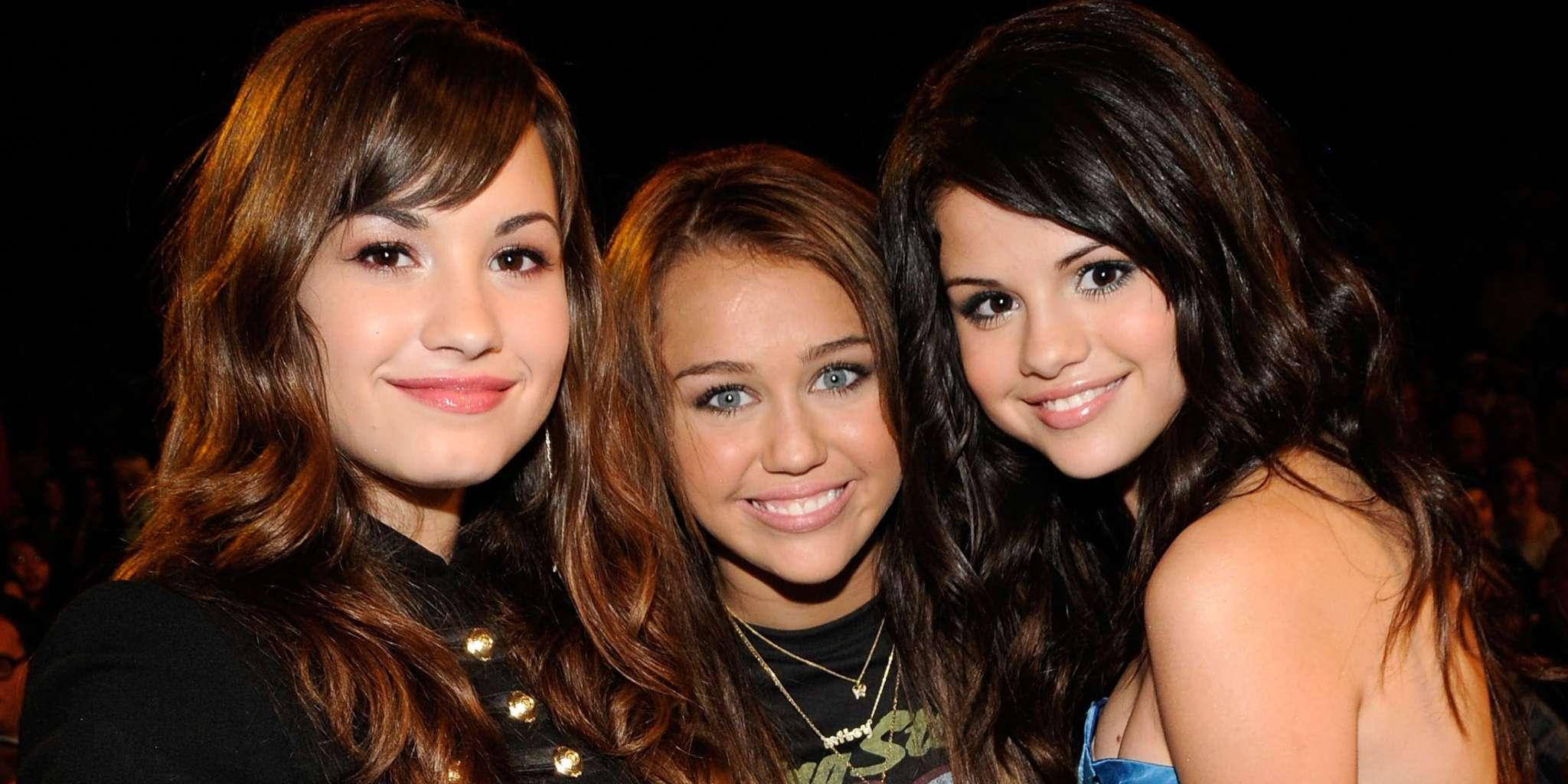 Demi Lovato Says She And Selena Gomez Are No Longer Friends - Miley Cyrus The Only One Out Of Her Old Disney Friends She Still Talks To!
