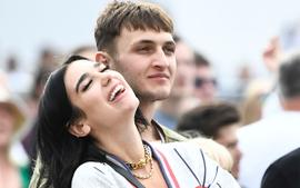 Dua Lipa Opens Up About Being In Quarantine With BF Anwar Hadid - Reveals He 'Misses' His Family!