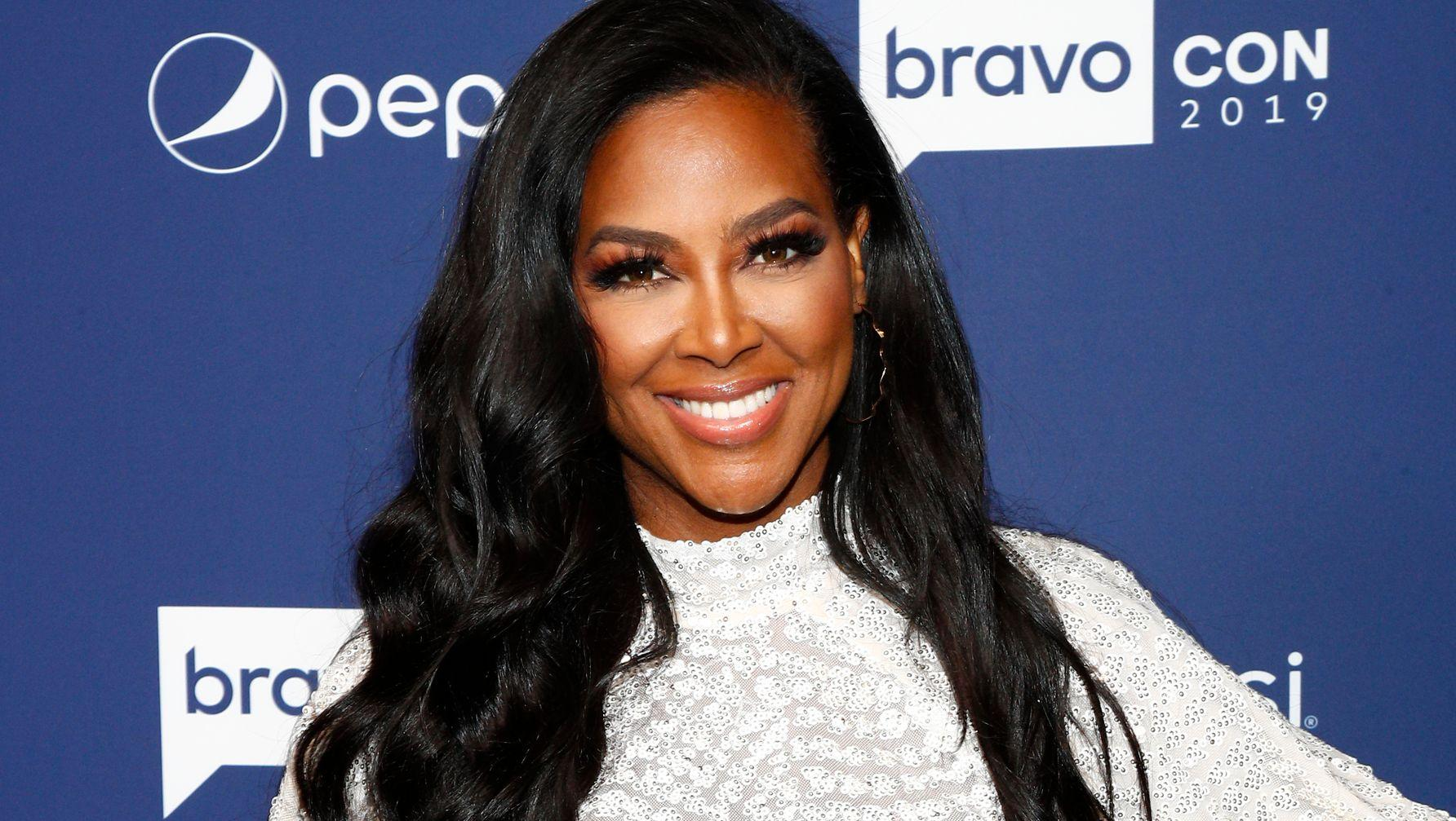 Kenya Moore Proves That She Can Shine Under Any Light - Check Out Her Latest Photo