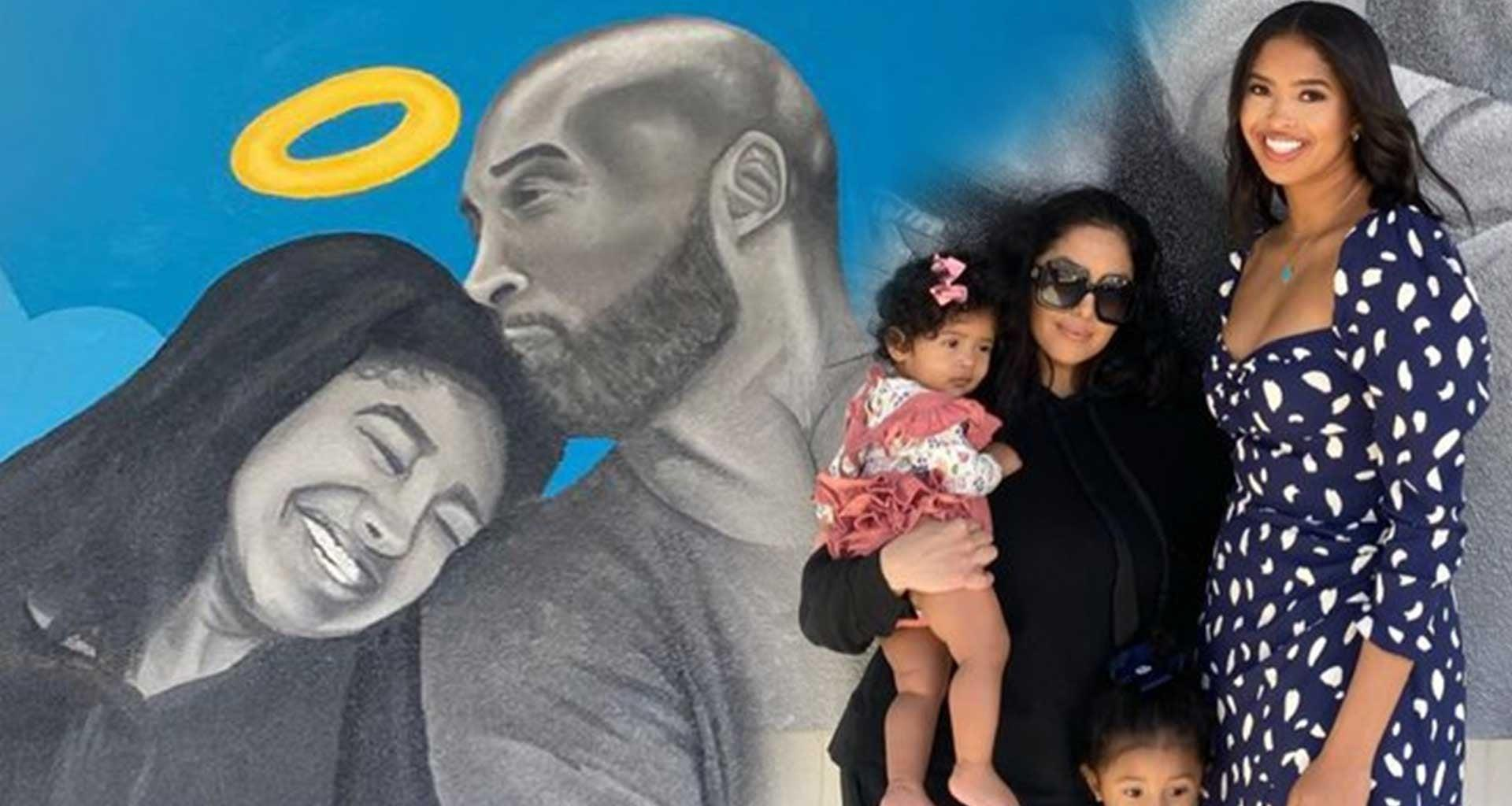 Vanessa Bryant Is Celebrating Easter With Baby Capri And Bianka - See The Sweet Video