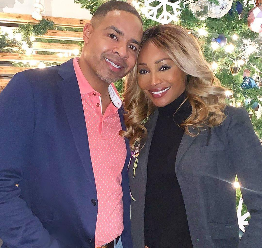 Cynthia Bailey Triggers A Marriage-Related Debate With Her Latest Post Featuring Mike Hill