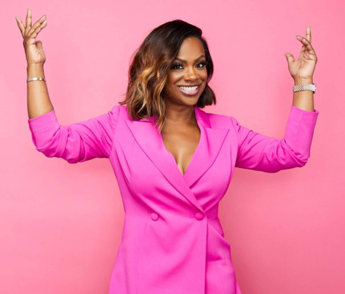 Kandi Burruss Shares A New Sweet Photo Of Blaze Tucker And Fans Are Here For It