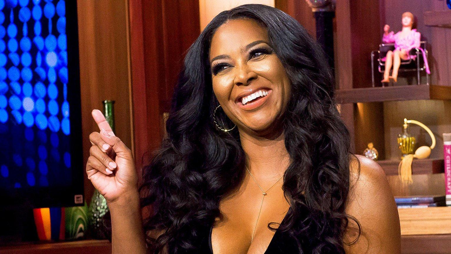 Kenya Moore Gushes Over Her 'Amazonian Bombshell Sister' – See The Gorgeous Photo
