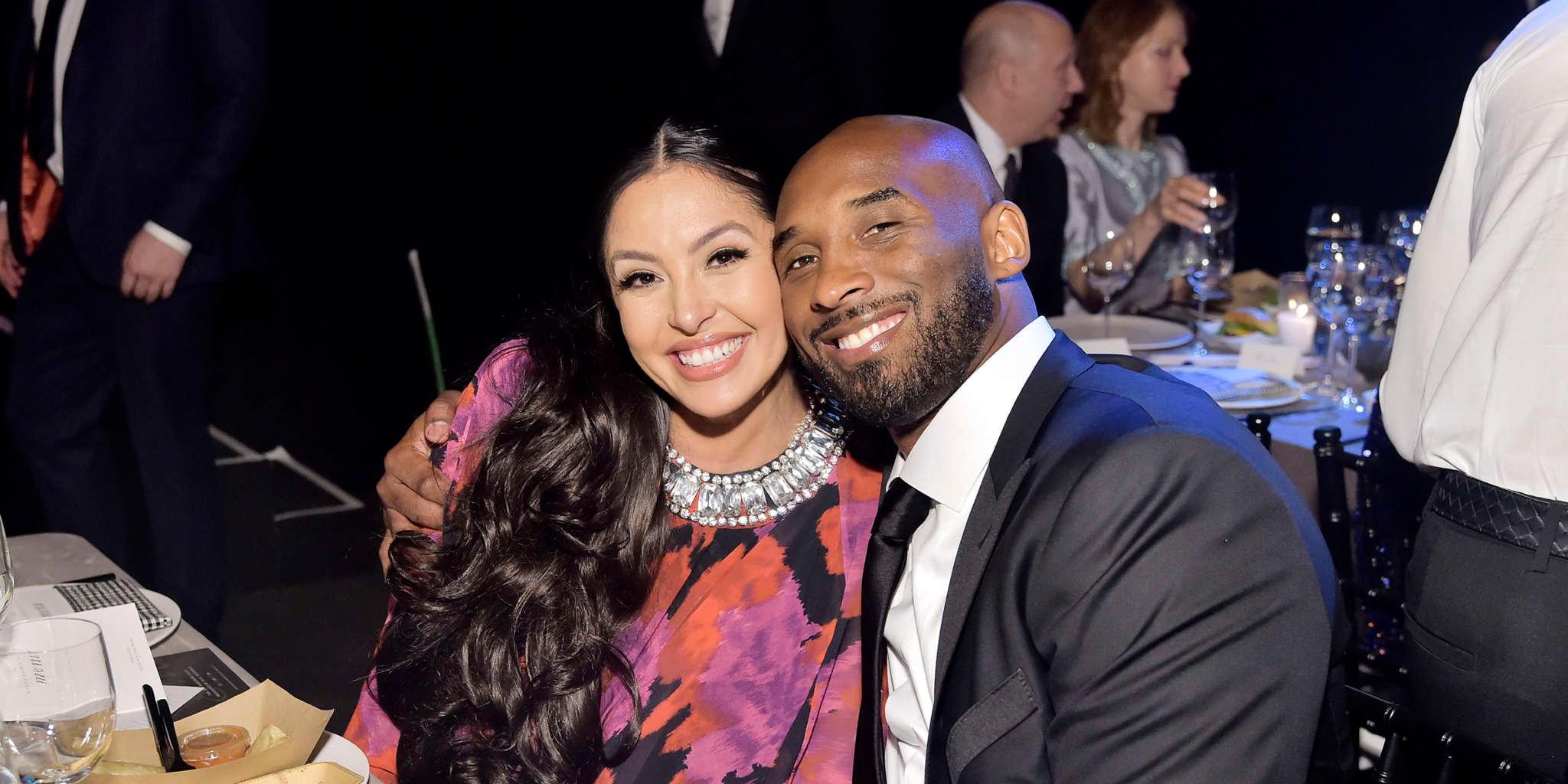 Kobe Bryant's 'Proud' Wife Vanessa Gushes Over His Achievements After His Book Becomes A Bestseller!