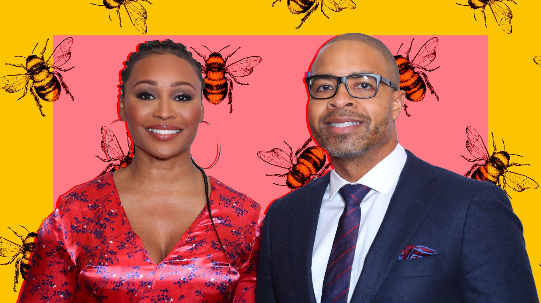 Cynthia Bailey's Latest Photos With Mike Hill Have Fans Talking About Her Wedding Dress