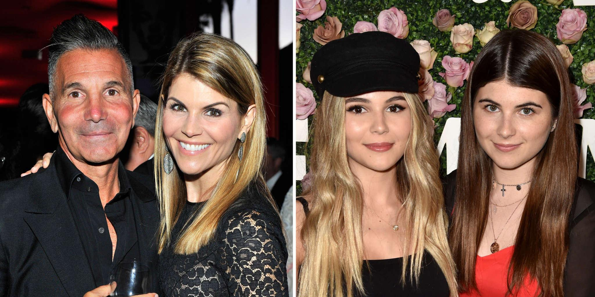 Lori Loughlin's Husband Admits He 'Worked The System' To Get Daughters Into University, Newly Added Court Documents Confirm!