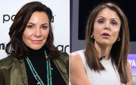 Luann De Lesseps Slams Bethenny Frankel By Saying 'RHONY' Is Doing 'Great' Without Her 'Sucking Up All The Oxygen In The Room!'
