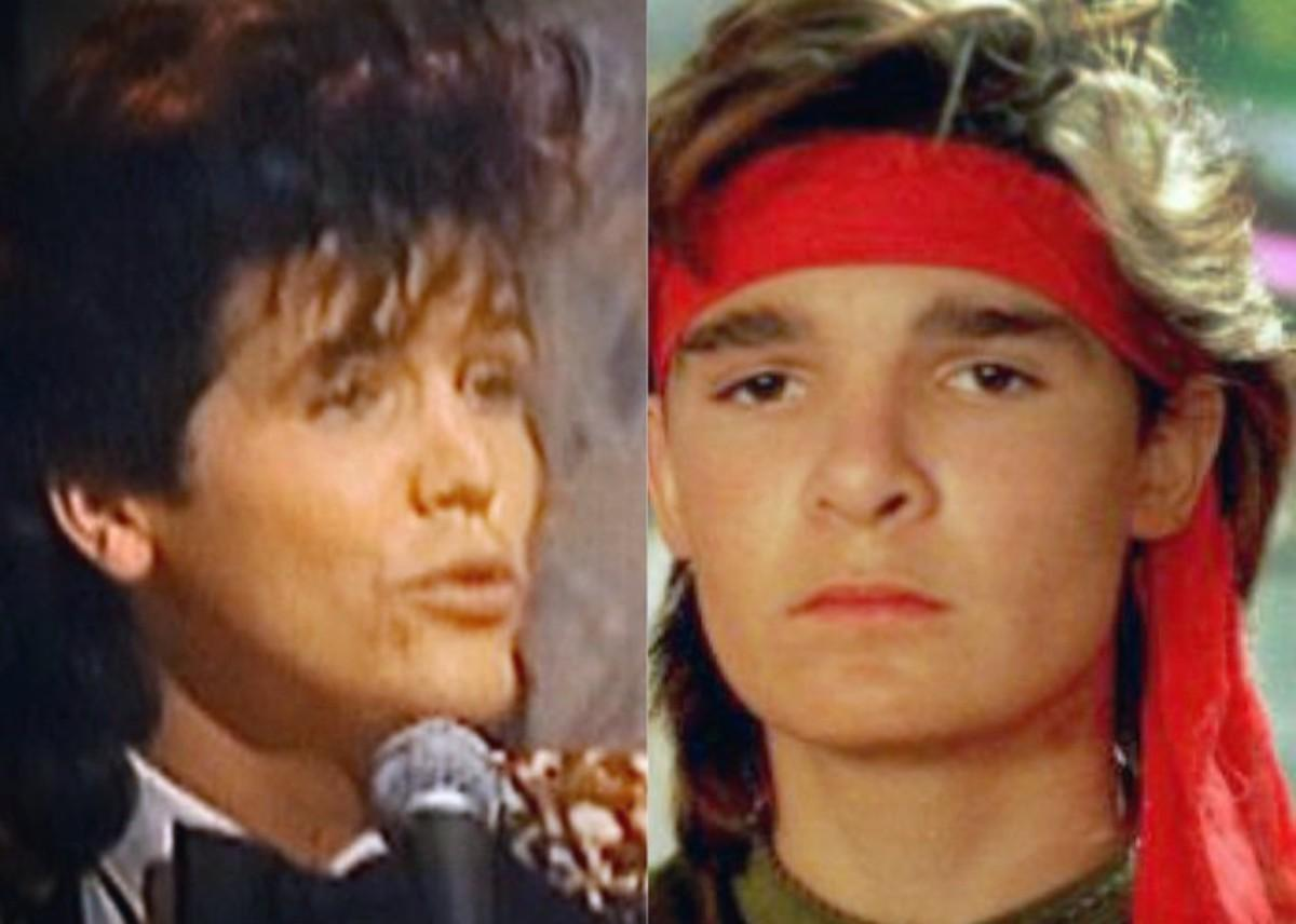 Corey Feldman Joins Young And The Restless Star Michael Damian On His Radio Show — Plays U R Free