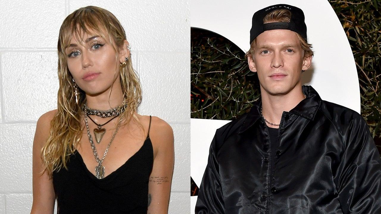 Cody Simpson Celebrates 6 Months Of Dating Miley Cyrus With Sweet Message!