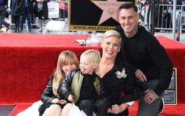 Pink Worried About Her 3-Year-Old Son Who's Still 'Really Sick' With COVID-19 - 'I've Never Prayed More In My Life!'