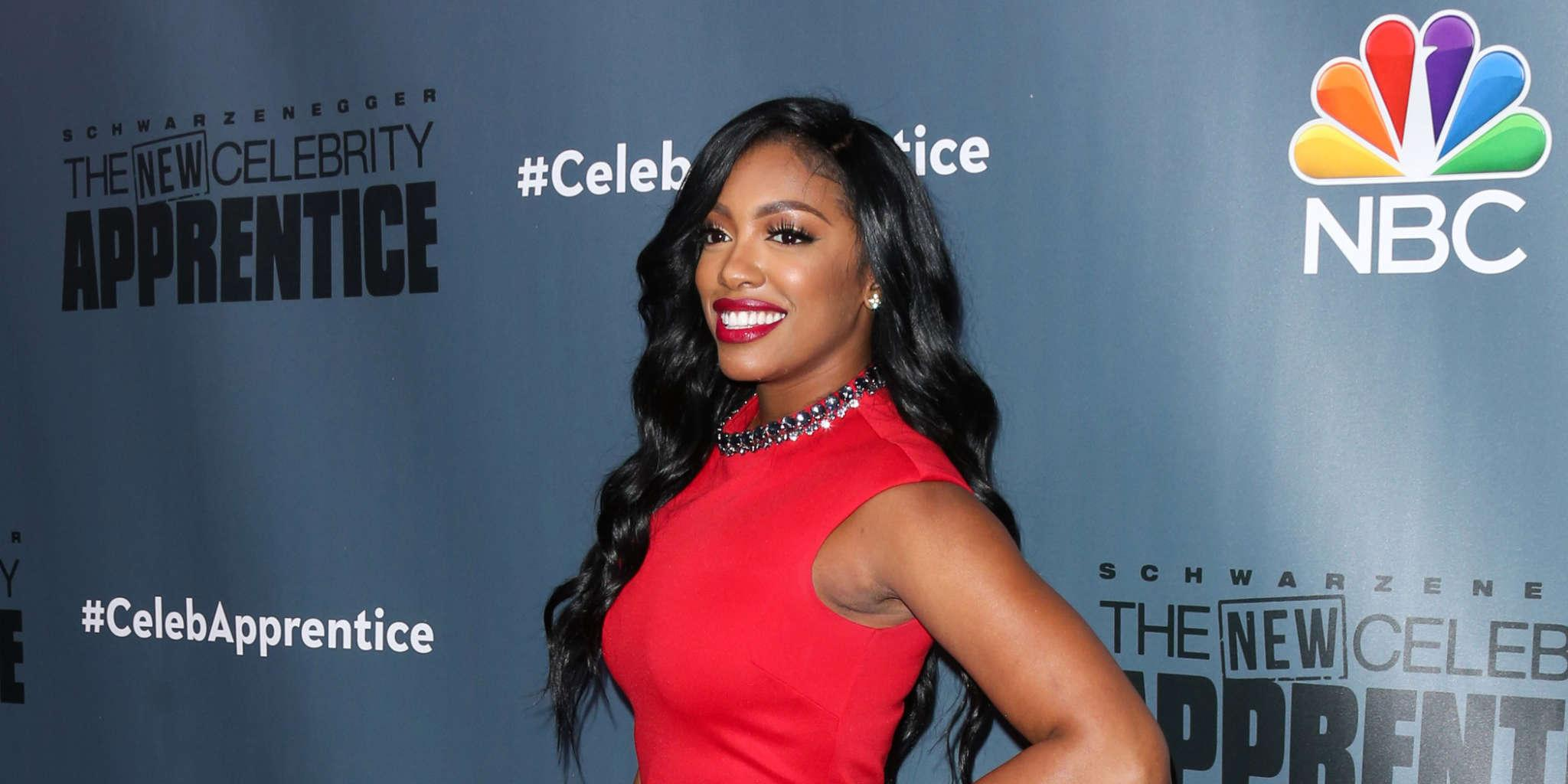 Porsha Williams Hits Fans With A Quarantine Reflection