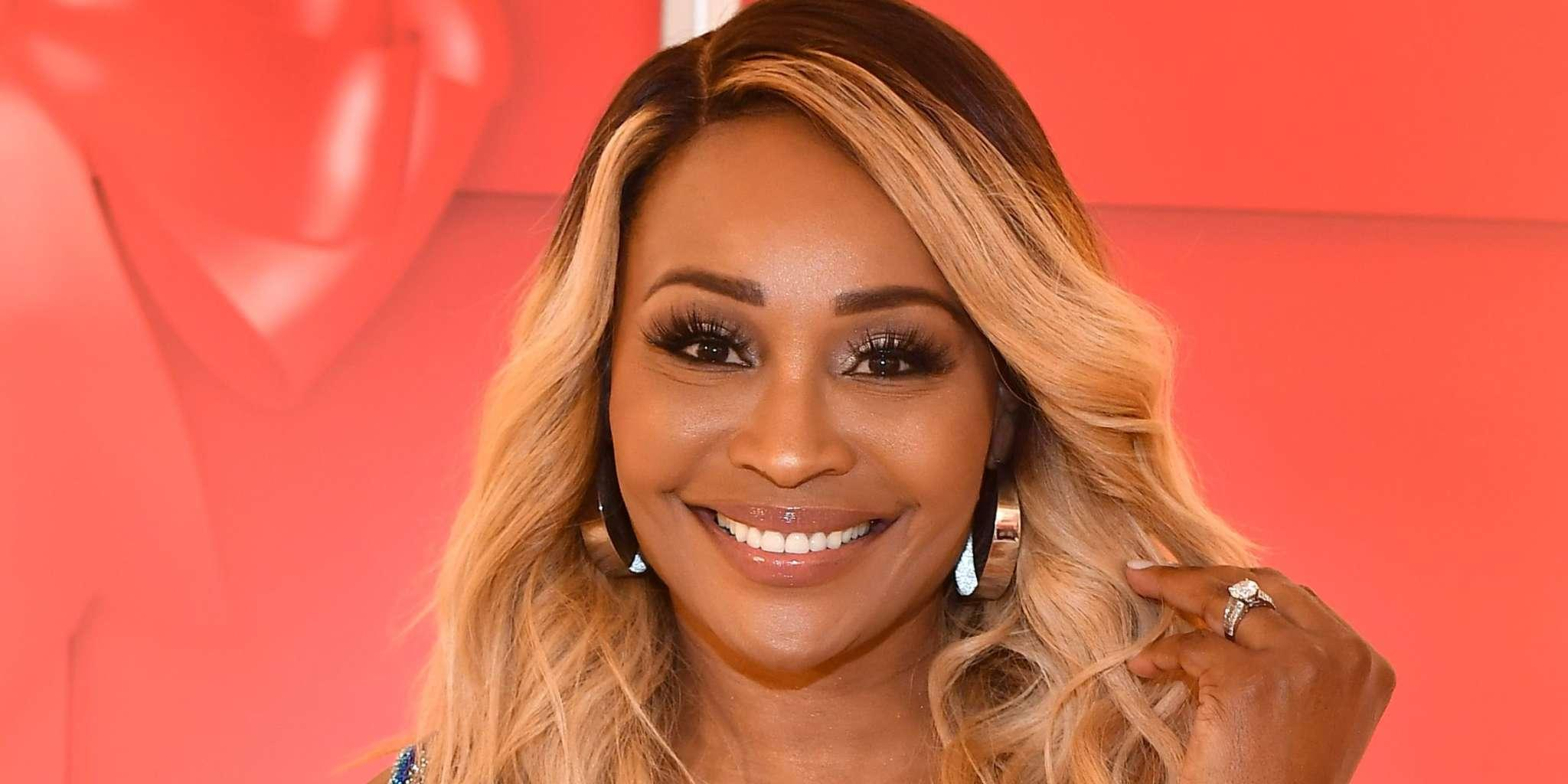 Cynthia Bailey Shares Her First Modelling Photoshoot From Back When She Was 19 Years Old