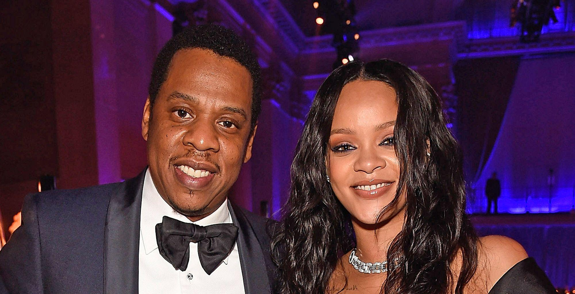 Jay-Z And Rihanna's Foundations Donate $2 Million For Covid-19 Relief Efforts
