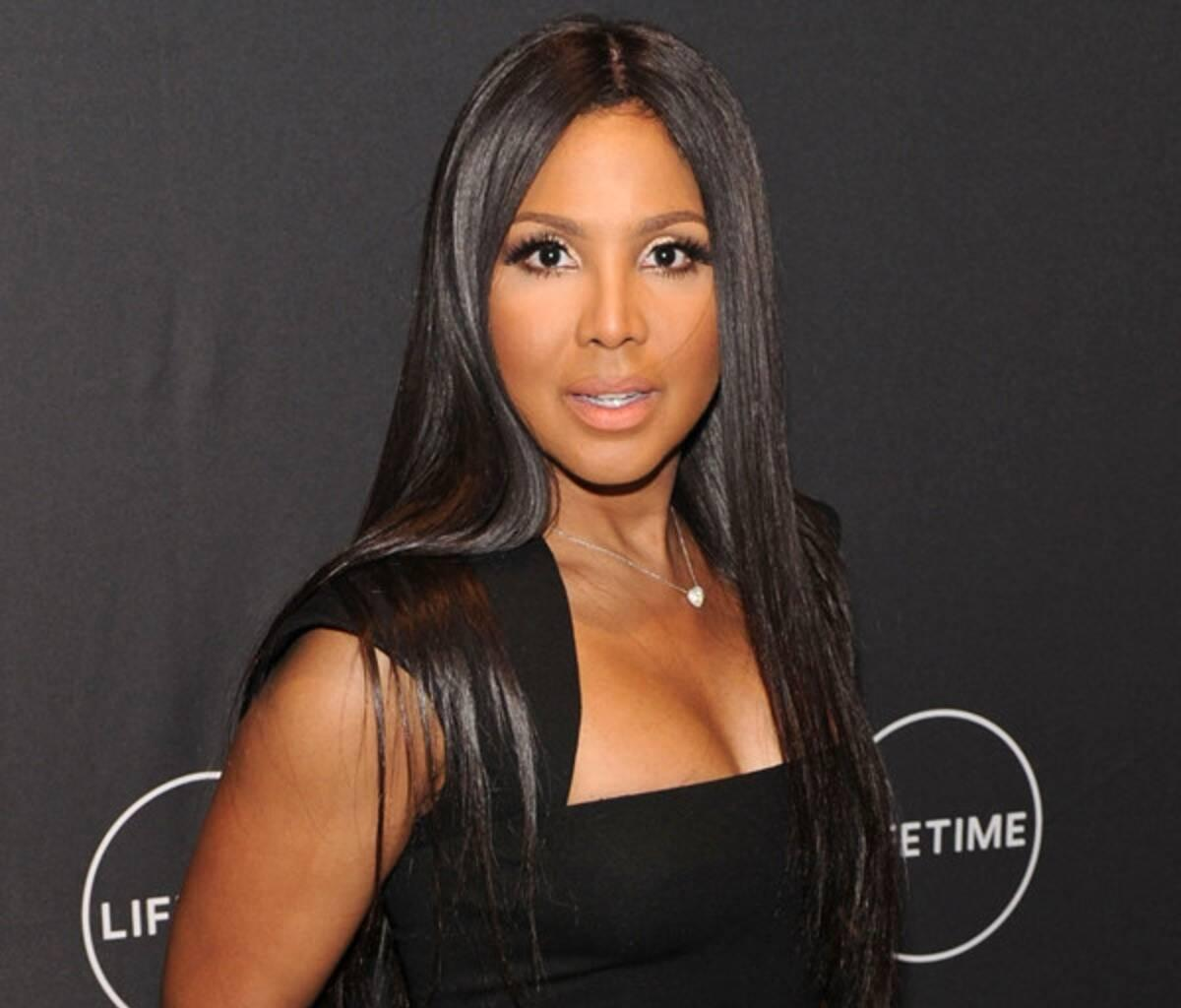 Toni Braxton Has A New Single Out Today - The Revealing Promo Photos Are Stunning!