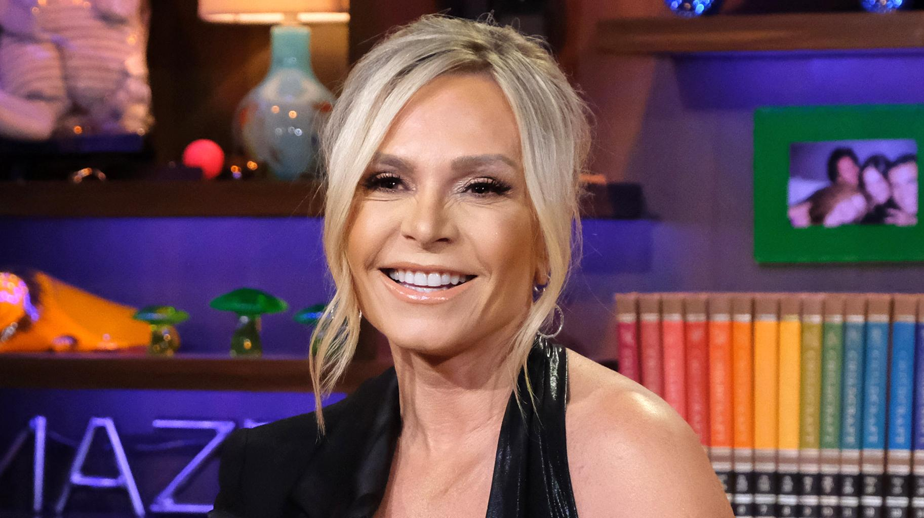 Tamra Judge Shares How She'll Stop Quarantine Over-Snacking!