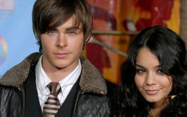 Vanessa Hudgens - Here's What She Thinks About Zac Efron Skipping Virtual HSM Reunion Singalong!