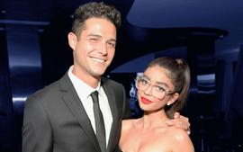 Sarah Hyland And Wells Adams Looking Forward To Their Wedding - Details!