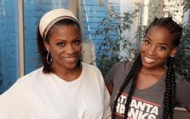 Kandi Burruss Celebrates Her BFF's Birthday With Gorgeous Memories - Read Her Emotional Message For Shamea Morton
