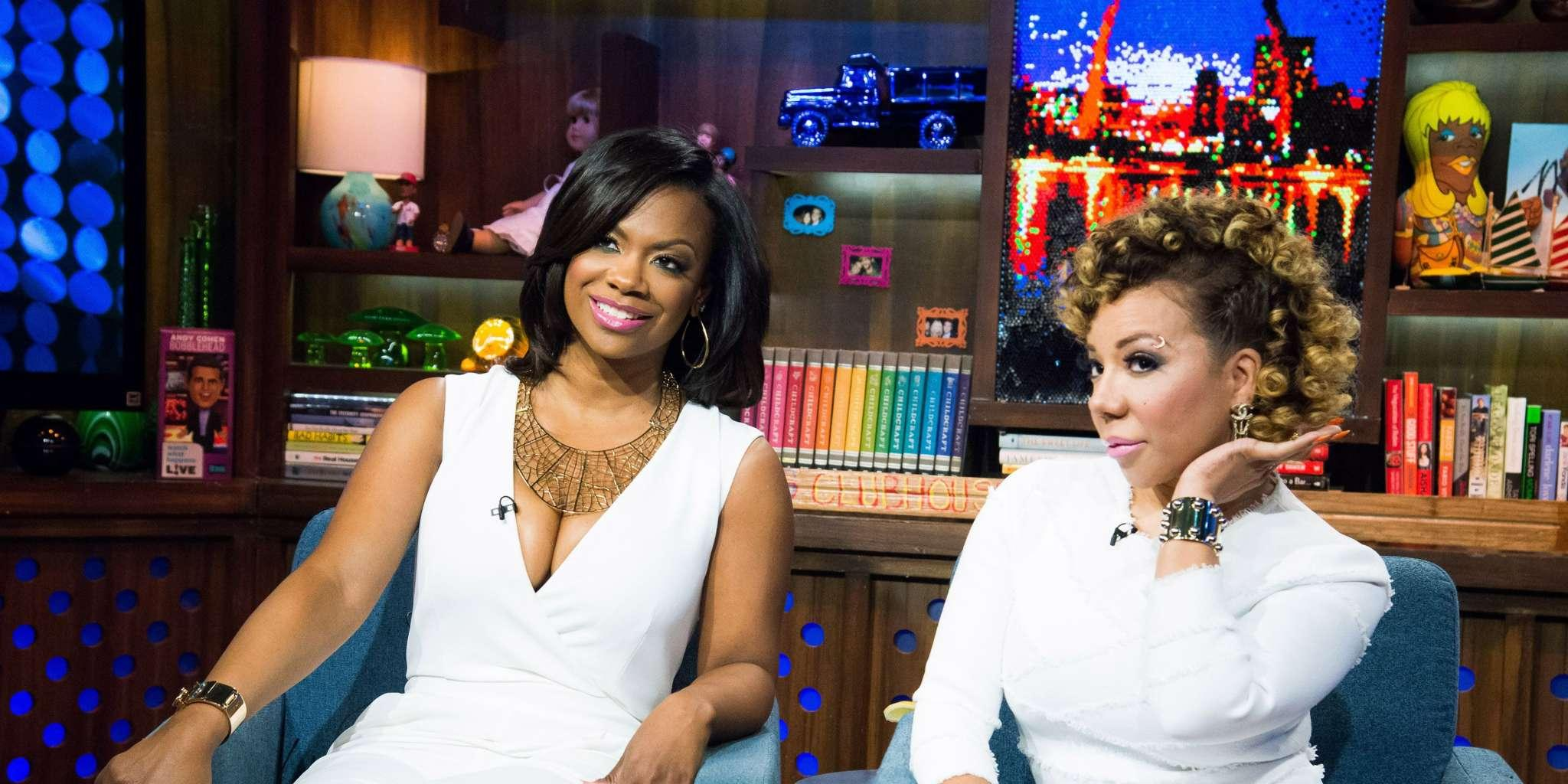 Tiny Harris Is Proud To Call Kandi Burruss Her Friend For Life