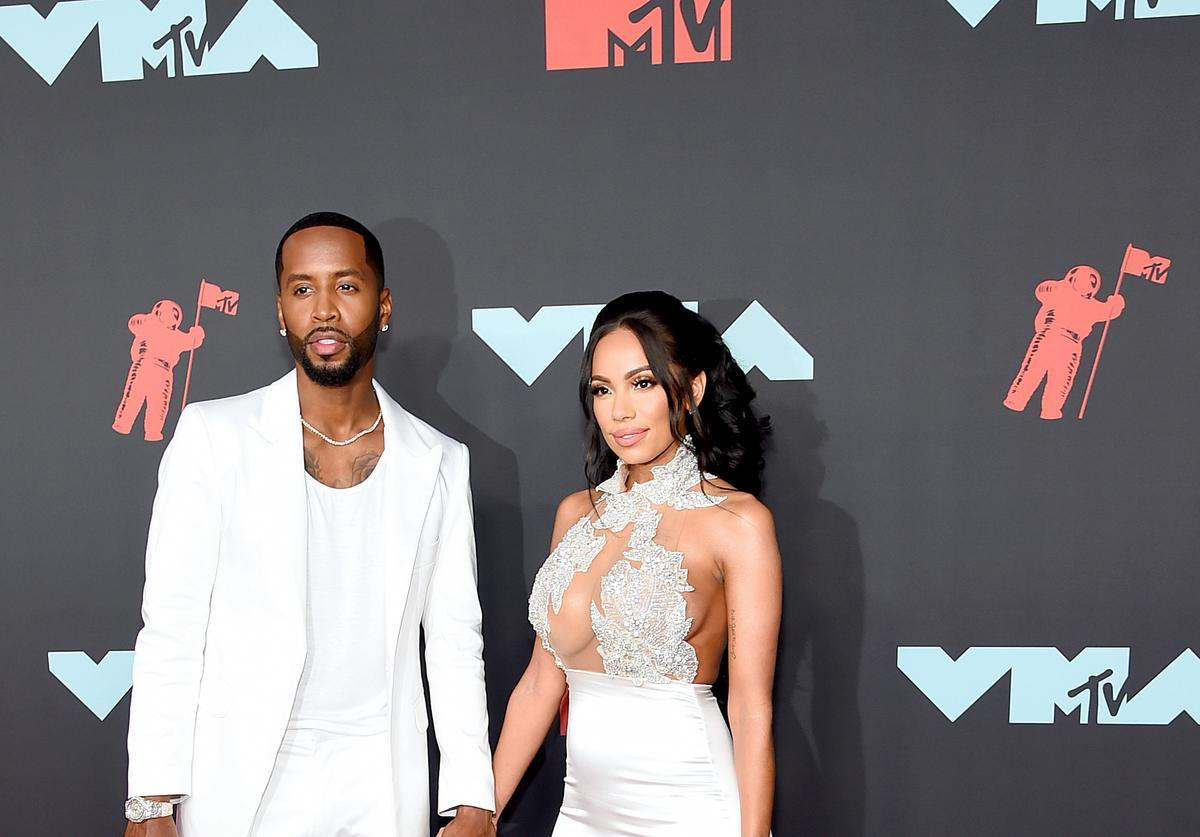 Erica Mena Makes Fans Happy With This Photo Of Her And Safaree's Baby Girl