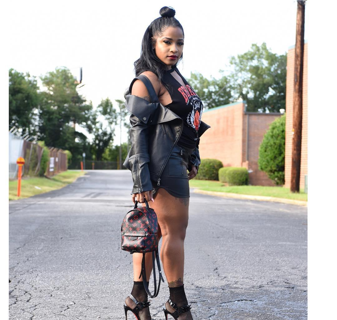 Toya Johnson Shares Her Intense Home Workout Routine - Watch Her Video