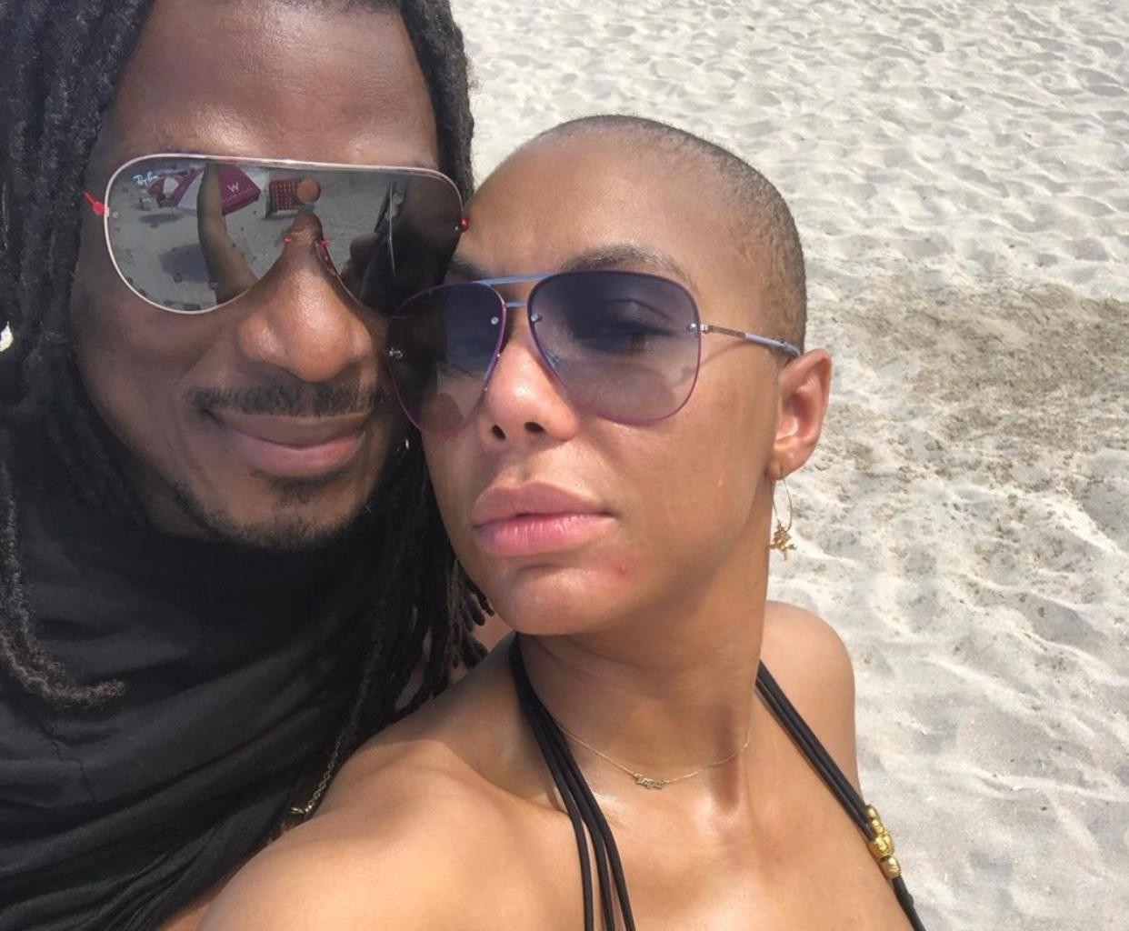 Tamar Braxton's BF, David Adefeso Celebrates A Special Event - See His Message