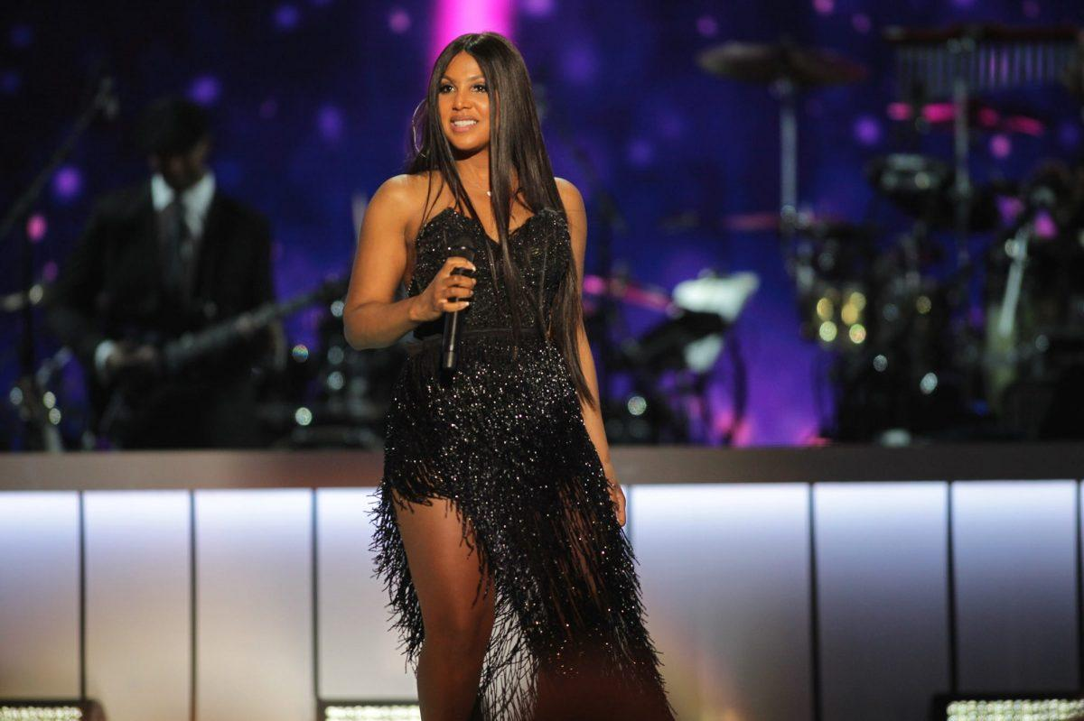 The Toni Braxton Challenge Finally Has A Winner! Check Out The Video That The Singer Shared