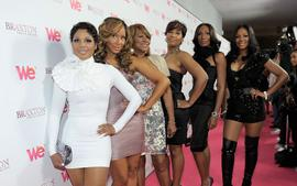 Tamar Braxton Praises Her Sisters And Mom, Evelyn Braxton - See The Video Featuring Toni Braxton And The Other Ladies