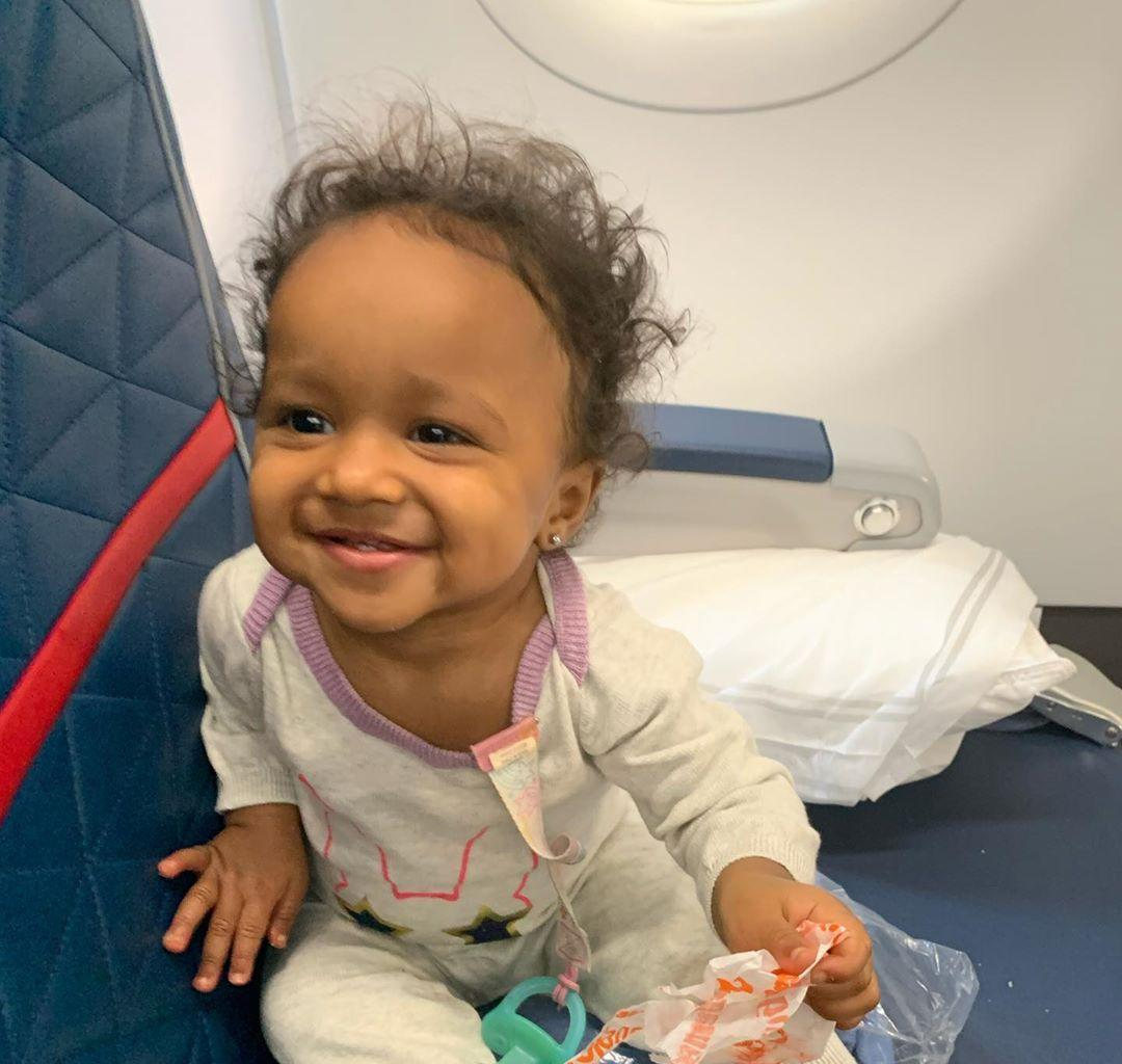 Kenya Moore's Daughter, Brooklyn Daly Is Getting Tall, Like Her Mother - See The Photo
