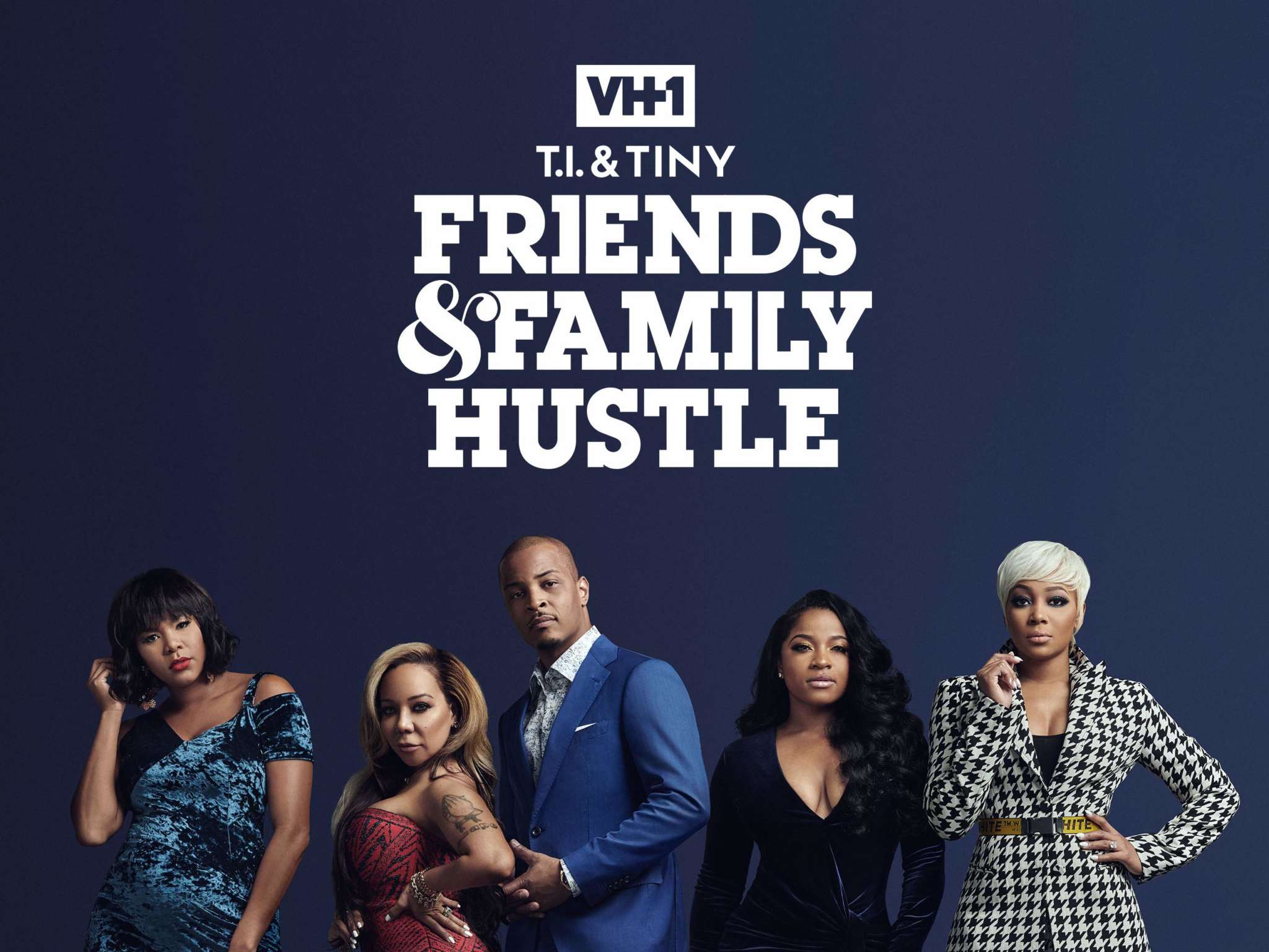 Tiny Harris Reminds Fans To Catch Her And T I S Family Show Today Here S A Sneak Peek Celebrity Insider