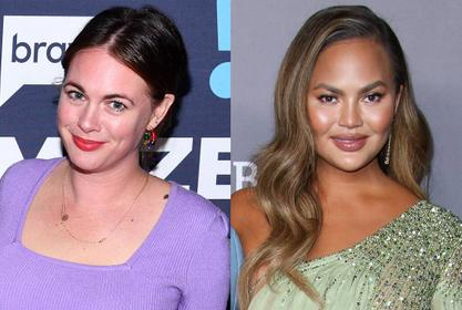 Chrissy Teigen Says She Is 'Being Blamed' For Alison Roman's Temporary Leave At The New York Times