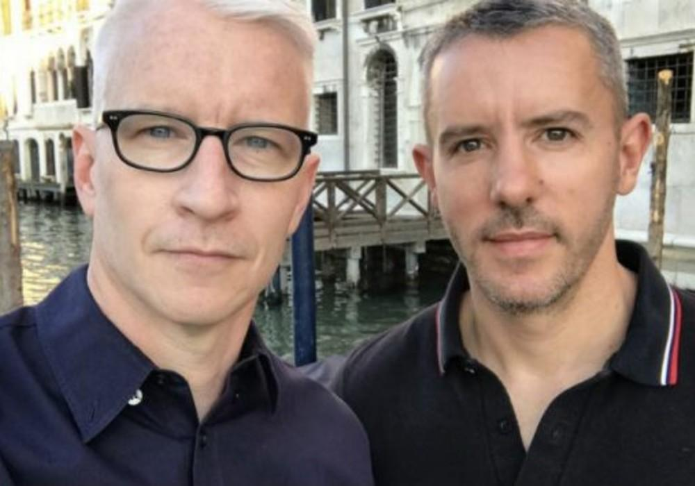 Anderson Cooper Says He Will Co-Parent With Ex, Benjamin Maisani, And Baby Wyatt Is Already Getting Hand-Me-Downs From Benjamin Cohen