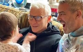 Andy Cohen Thinks That His Son Benjamin Is Going To Be 'Best Friends' With Anderson Cooper's Son Wyatt