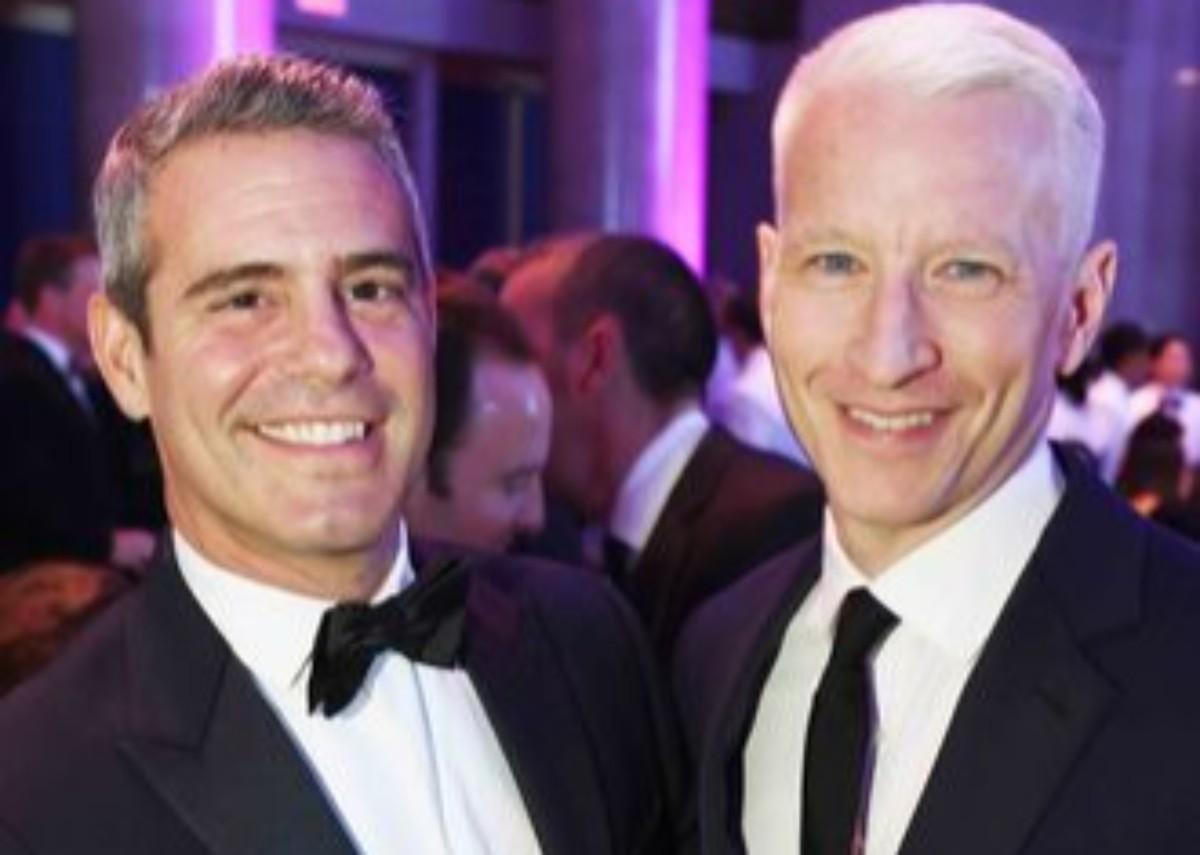Andy Cohen's And Anderson Cooper's Birthdays Are One Day Apart — Gemini Brothers