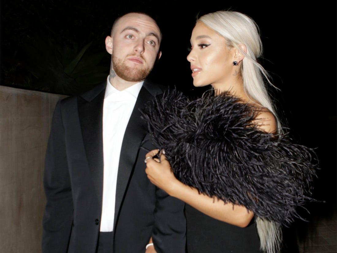 Ariana Grande Raves About Her Late Ex Mac Miller's Music - It Was A 'Beautiful Gift' To The Word