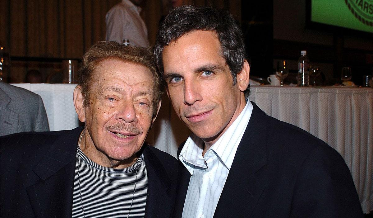 Ben Stiller Pays Tribute To His Father Jerry Stiller After He Passes Away At 92