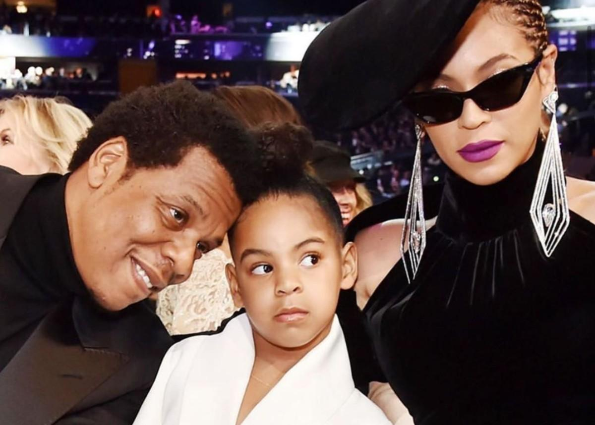 Beyonce's Daughter Blue Ivy Has A Message For The Haters — She's Beautiful And She Knows It!