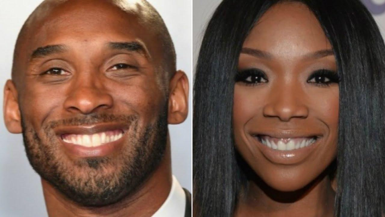 Brandy Still Can't Deal With Her Ex Kobe Bryant's Passing - Gets Emotional Talking About It!
