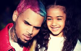 Chris Brown Posts Sweet Message For Daughter Royalty On Her 6th Birthday!
