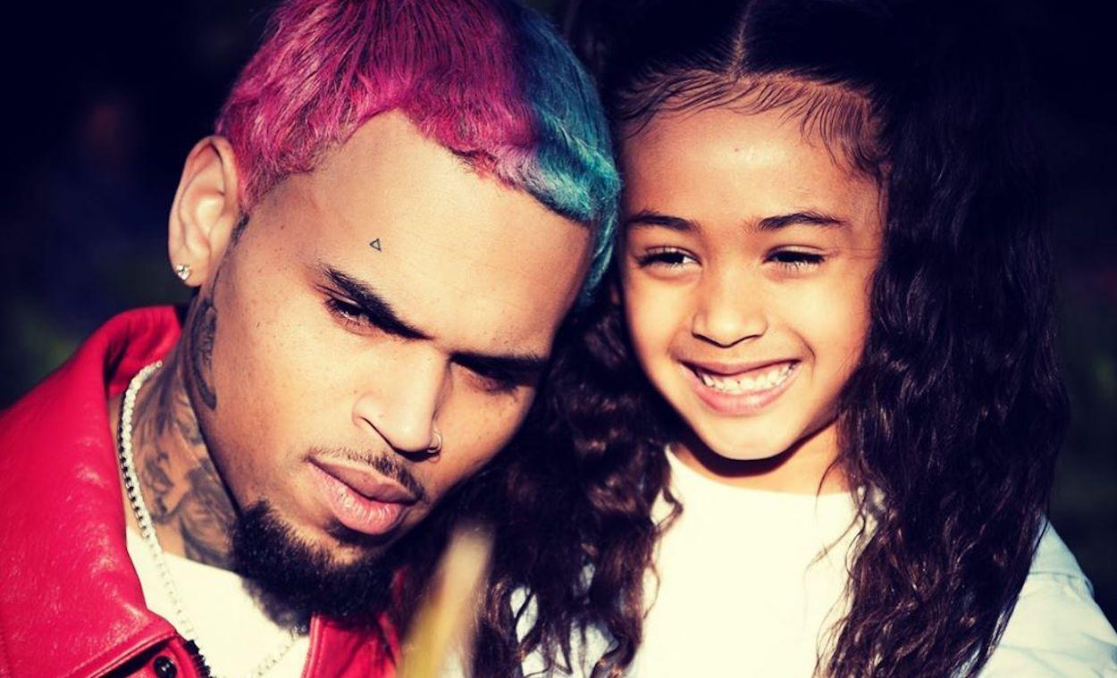 Chris Brown's Birthday Video Featuring His Baby Girl, Royalty Makes Fans Happy