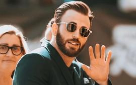 Chris Evans Joins Instagram To Take Part In All-In Challenge
