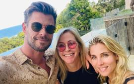 Chris Hemsworth Honors His Youthful Mom Leonie On Mother's Day And Fans Are Freaking Out Over Her Ageless Beauty