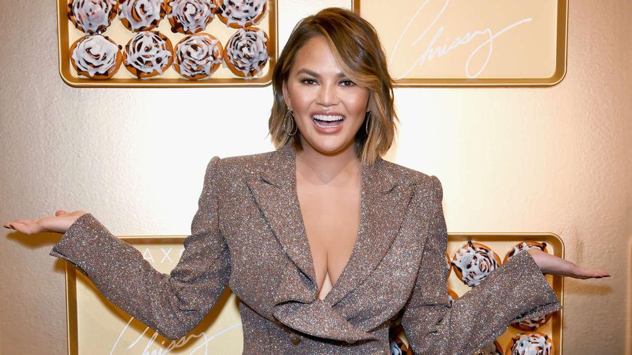 Chrissy Teigen Shuts Down Allegations That She Stole A Recipe
