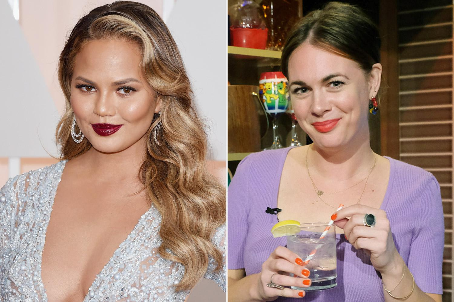 Chrissy Teigen Claps Back At Food Writer Dragging Her 'Horrifying' Cooking Empire