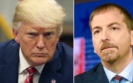 Donald Trump Slams Chuck Todd Over Airing Incomplete Footage Of AG William Barr - 'He Should Be Fired!'