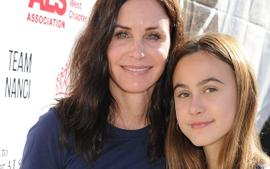 Courteney Cox Gets Flustered When Daughter Coco Asks About 'Friends' Character Chandler!