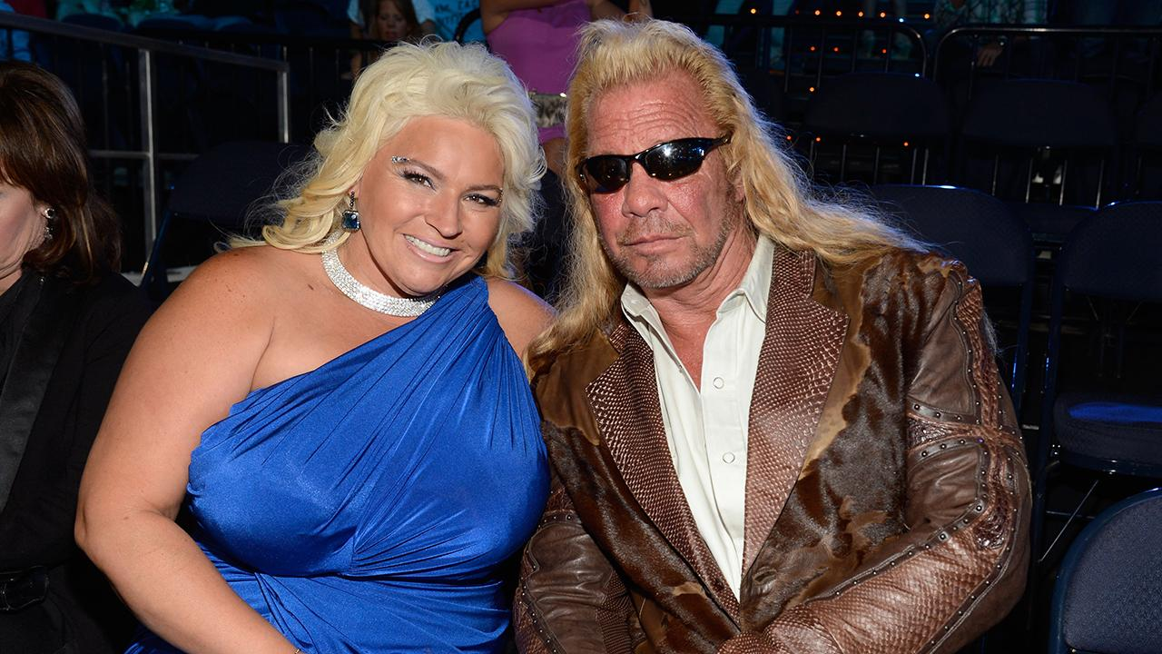 Dog The Bounty Hunter Pays Tribute To Beth Chapman On What Would've Been Their 14th Wedding Anniversary!